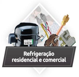 Refrigeração Residencial e Comercial
